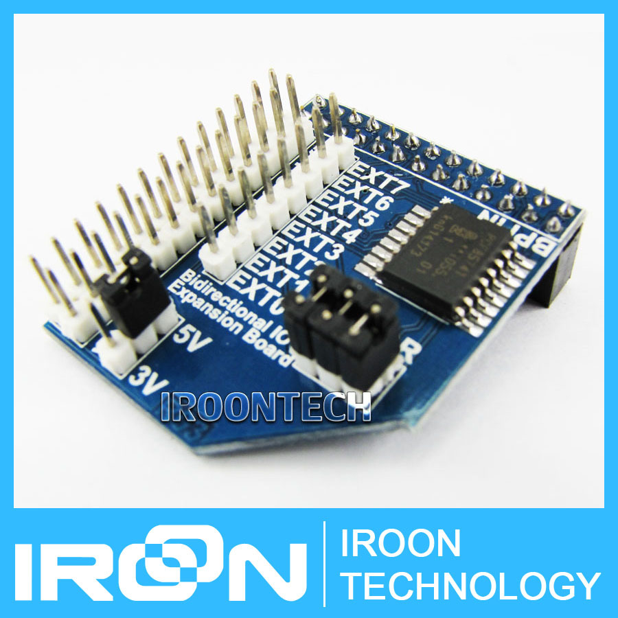 Banana Pi I2C GPIO Expansion Board IO Extend Adapter Extension Plate Expand Module