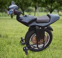 ไฟฟ้าunicycleสกู๊ตเตอร์ล้อไฟฟ้าMonocycle 1000วัตต์60โวลต