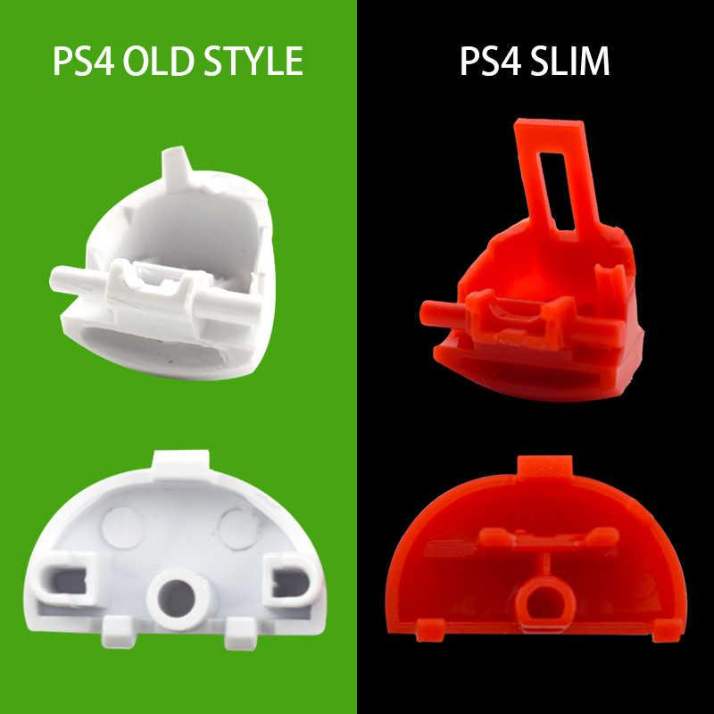 Замена Полный корпус и кнопки мод комплект для jds 040 DualShock 4 playstation 4 PS4 Pro тонкий контроллер Корпус чехол