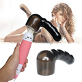 New Sex Products 1PCS AV Vibrator Caps Wand Massager Sleeves,AV Rod Vibrator Accessories AV Wand Headgears Magic Wand Attachment