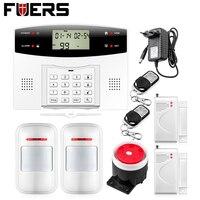 G2 GSM PSTN Dual Network Burglar Alarm System 99 Wireless Defense Zones And 4 Wired Zones