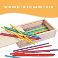 Children's Logical Game Da Vinci Building Structure Theory Wood Puzzle Early Education Creative Construction Wisdom Stick Toys
