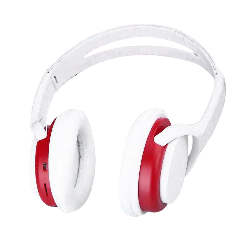 Wireless FM Radio Headphones Headset Noise Cancelling Earphone And FM Radio O.31 3