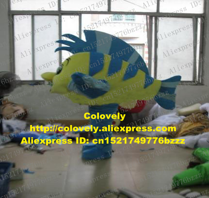 Costumes & Accessories Mascot Honest Golden Carp Common Carp Carassius Cyprinoid Fancy Carp Koi Qoi Fish Mascot Costume Adult Product Launch Ribbon-cutting Zz7017