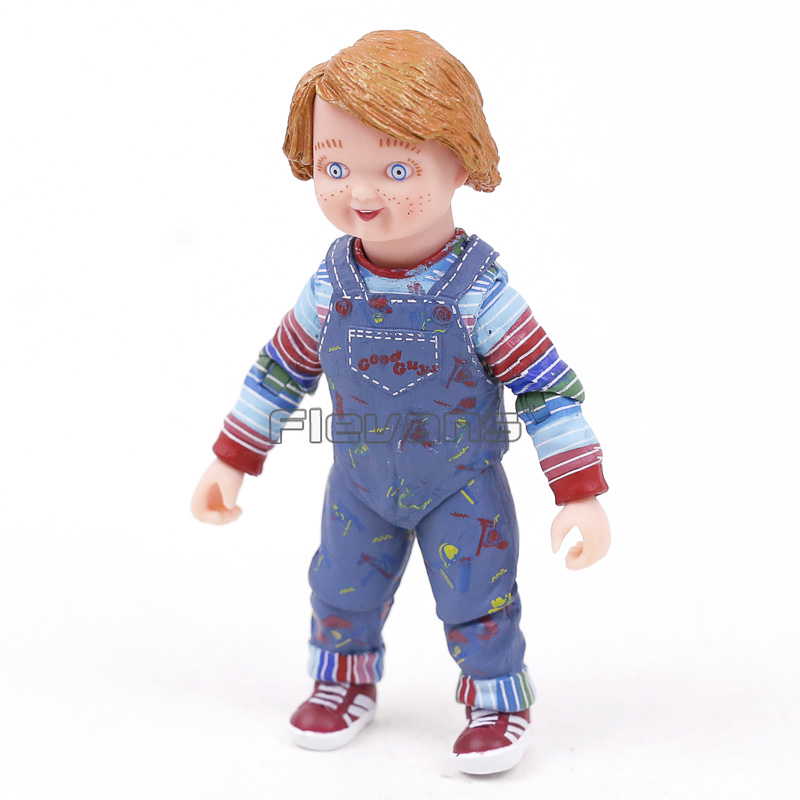 NECA Chucky Doll Ultimate Kinderspiel Good Guys Action Figure