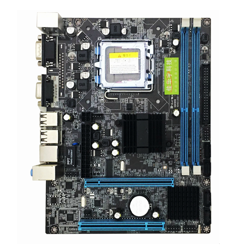 211*168mm New Desktop G41 Computer Motherboard LGA 771 775 Socket Mainboard 8GB 2*DDR3 1066/1333MHz Support VGA IDE newest graphtec cb09 silhouette cameo holder 15pcs blades vinyl cutter plotter 30 degree hot sale