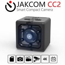 JAKCOM CC2 Câmera Compacta Inteligente Venda Quente em rastreador Inteligente como de Movimento DVR DV Recorder Camcorder 1080 P Disponível para Armazenamento cartão