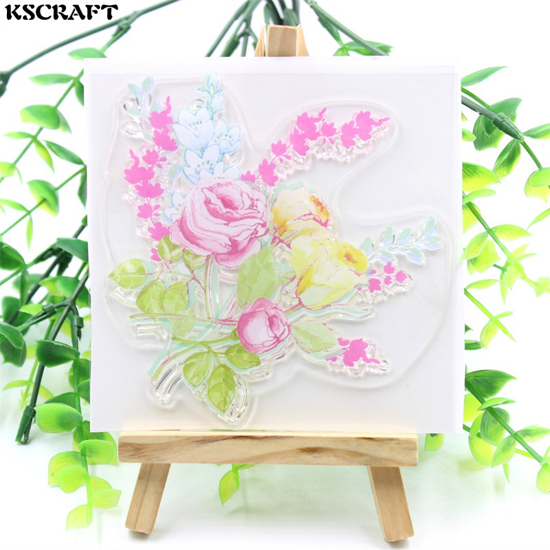 23 Cute Clear Photo Album DIY Crafts Silicone Rubber Merry Christmas Transparent Stamp Scrapbooking