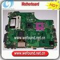 100% de trabajo placa madre del ordenador portátil para toshiba a300 v000126550 series mainboard, tablero de sistema