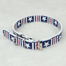 Personalized Dog Collar Durable Nylon Reflective Custom Pet Dogs Collars For Small Medium Large