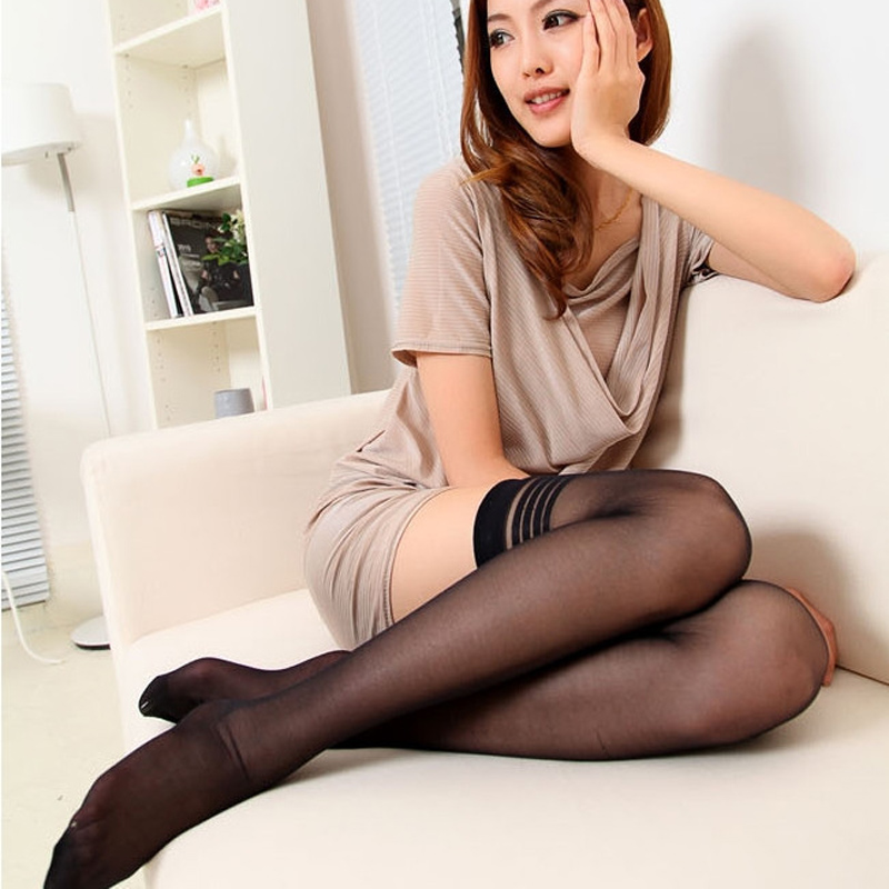 2017 New Hot Sexy Women Over The Knee High Socks Stockings -3937