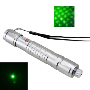 Powerful Zoomable Green Laser