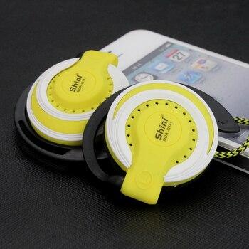 цена на Earphone Subwoofer Headphone Q141 Stereo Headphone Ear Hook Headset For All Phone Mp3 Player Earphone Wholesale