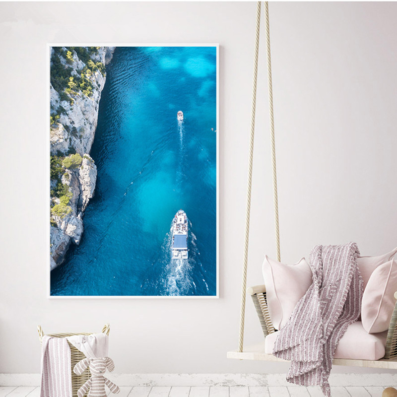 Scandinavian-Style-Landscape-Art-Canvas-Painting-Sea-Art-Wall-Pictures-For-Living-Room-Acrylic-Paints-Decoration (3)