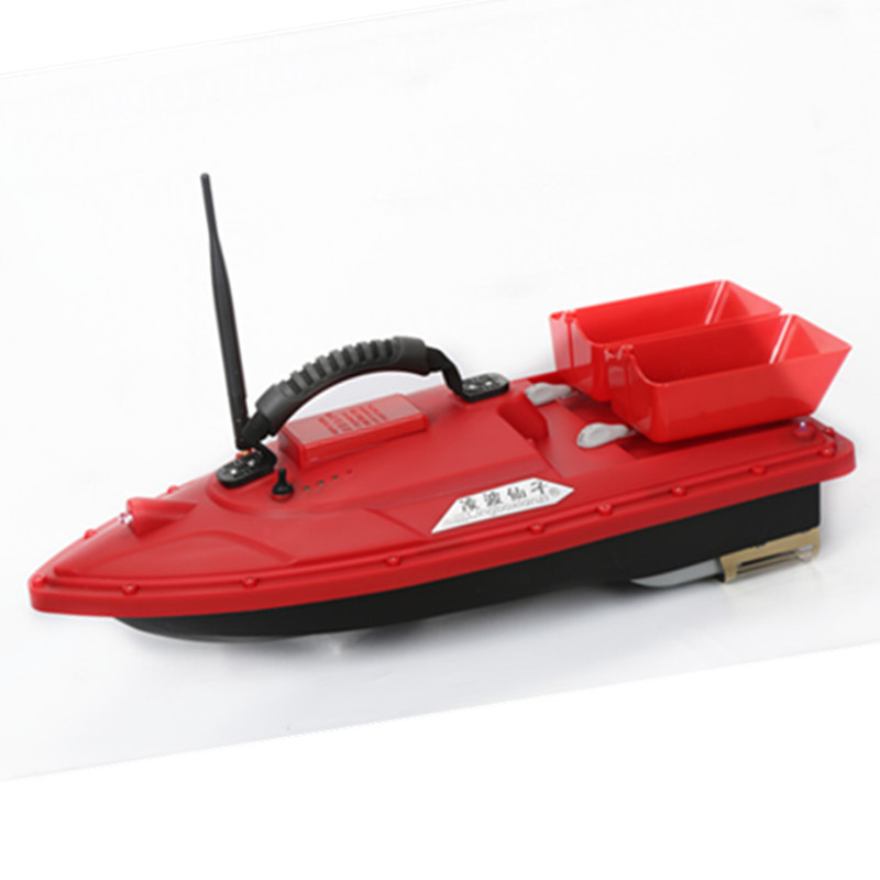 500M Rc Fishing Boat Fish Finder Bait boat lure boat for fishing Wireless remote control Ship 1.5kg Loading mini fast electric fishing bait boat 300m remote control 500g lure fish finder feeder boat usb rechargeable 8hours 9600mah
