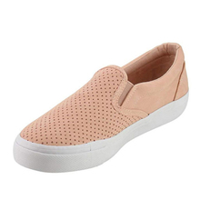 Womens Summer Hollow Out Breathable Loafers Low Top Casual Leisure Flat Loafer  Shoes Slip on Sneakers