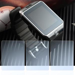 Image 5 - 3 шт 0,33 мм толщина закаленная экранная пленка 9H прозрачная закаленная экранная пленка Идеально защищает ваши умные часы DZ09