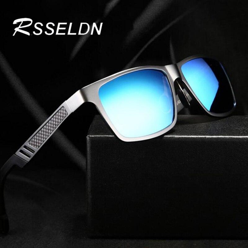 RSSELDN 2017 Fashionable Men s Polarized Sunglasses UV Protecting Men s Sunglasses Driving Sunglasses Travel Glasses