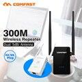 Новое! Comfast Wireless WIFI Маршрутизатор Повторитель 300 М 2 * 5dBi Антенна Wi-fi Сигнала Ретранслятора 802.11N/Б/G Roteador Wi-Fi Range Extender