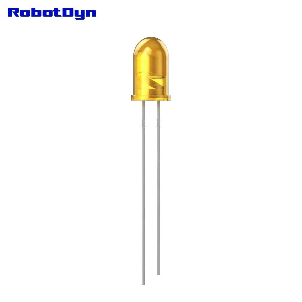 Matrix Led 8x8 Module Yellow Color 12 32x32mm Driver Max7219 Electronics Displays 15x7 Smart Board Basic D 3mm Pack 50 Pcs
