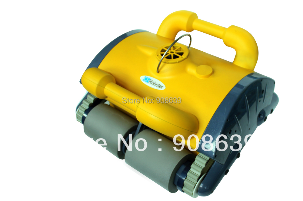Swimming Pool robot vacuum cleaner(Remote controller ,Wall Climing Function)