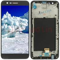 5.3'' 1280*720 For LG K10 2017 M250 M250N M250E M250DS X400 Screen LCD with Frame Display Digitizer Touch Screens Repair Parts|Mobile Phone LCD Screens| |  -