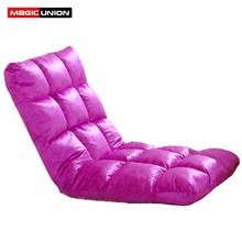 Magic Union New Folding Sofa Bed Comfortable Children Living Room Window Sofa Folding Lounge Chair Bed Modern Bedroom Furniture(China)
