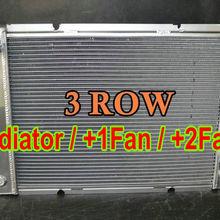 Алюминий радиатор+ вентиляторы для Pontiac Fiero GT/SE/Спорт/Инди/Mera/формула I4 V6 2.5L 2.8L 1984-1988 151/173