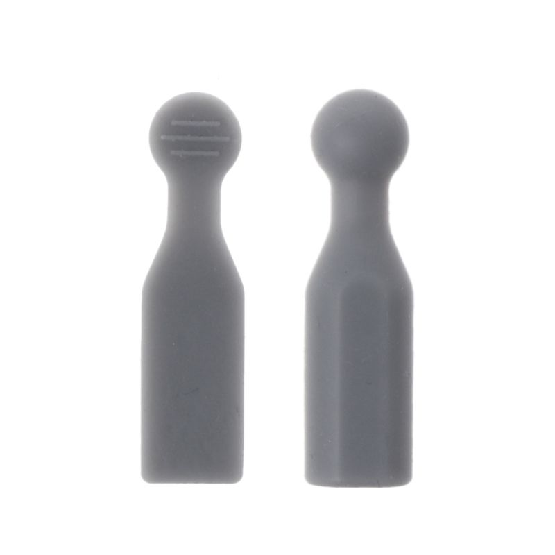 4 2 1Pair Anti-break Silicone Plug Cleaning Tools Protector Kit for IQOS 2.4/IQOS 3.0 Electronic Cigarette Vape Accessories (4)