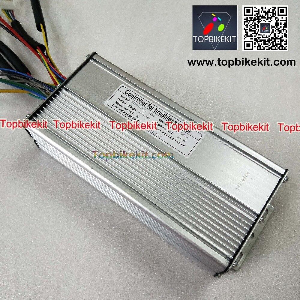 S12S-T12S 36V48V500W Torque Simulation Sine Wave Controller For ebike-36V-500W-48V-500W-Hub-motor (6)