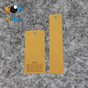 Image 1 - Ücretsiz kargo özelleştirilmiş/asmalı özeletiketler kumaş baskılı giysi etiketi, salıncak etiketleri, OEM askılı etiketler etiketleri/giyim kişiselleştirilmiş