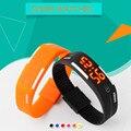 2016 skmei relógio de senhora da moda crianças eletrônico digital led relógios de pulso relógios desportivos meninos menina senhoras relógios de pulso relojes