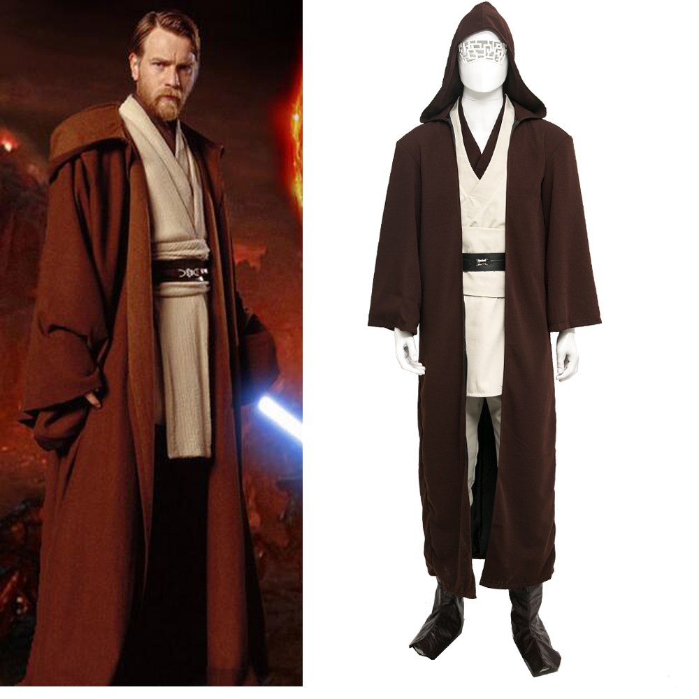 achetez en gros obi wan kenobi costume adulte en ligne 224