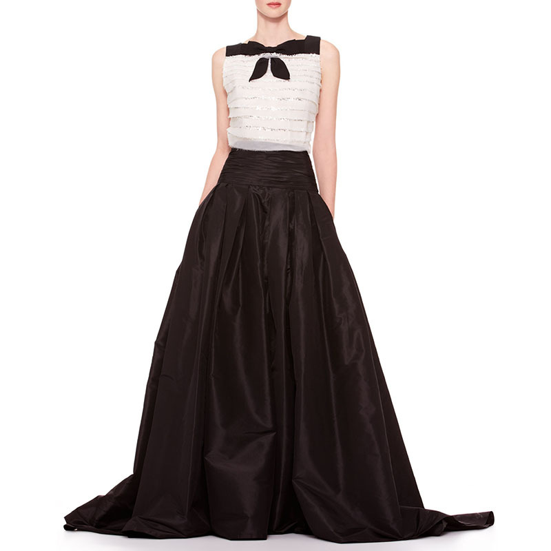 Online Buy Wholesale black formal long skirt from China black ...