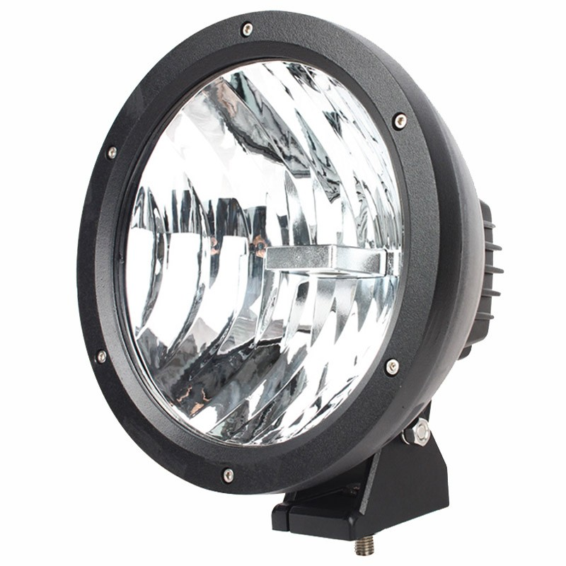 Xuanba Cree 9 Inch 50w Round Led Work Light 12v Driving Fog Lamp For