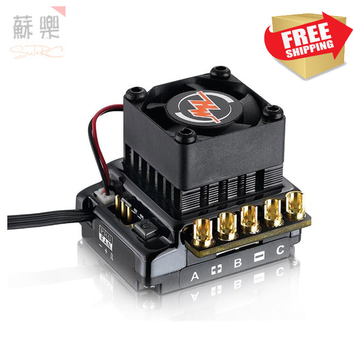 RC car Hobbywing XeRun Stock Spec V3.1 sensored brushless ESC 100A for 1/10 1/12 stock racing 1/10 1/8 rock crawler