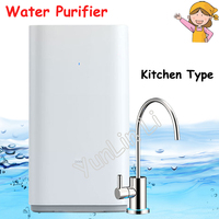Kitchen Type Water Purifier RO Reverse Osmosis Filter Direct Drinking Water Terminal Water Purification Easy To