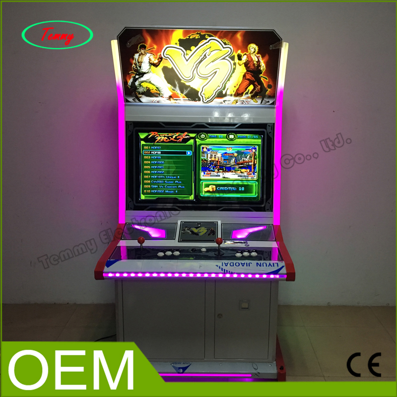 все цены на  Pandora Box 4s arcade fighting game machine with double joystick , multi games 680 in 1  arcade game machine  онлайн