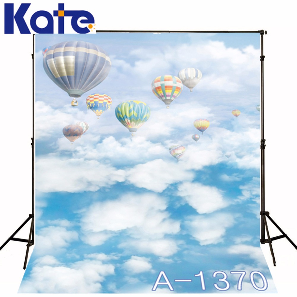 Photo Background Blue Sky White Clound Photography Backdrops Newborn Hot Air Balloon  Fly Studio Photo Backdrop photo background blue sky white clound photography backdrops newborn hot air balloon fly studio photo backdrop