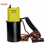 AUTOOL SDT 106 Diagnostic Leak Detector of Pipe Systems for Motorcycle/Cars/SUVs/Truck Smoke Leakage Tester AUTOOL SDT106