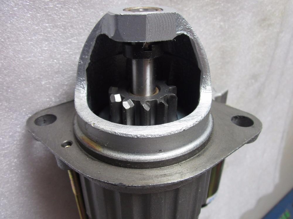 Fengshou Lenar 254 274II tractor parts,starter motor QDJ1308AM to replace old design QD1268, Part number:160.48.107