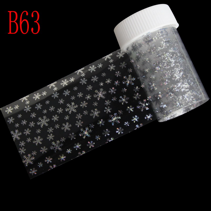 100*4cm 3D Nail Art Sticker Decals 15 Designs Silver Laser Transfer Nail Foil Roll UV Gel Nail Art Decorations Material Supply hot sale 20 sheets lot 20 4cm nail art transfer foil floral serial sexy black lace pattern nail sticker foil material diy wy188