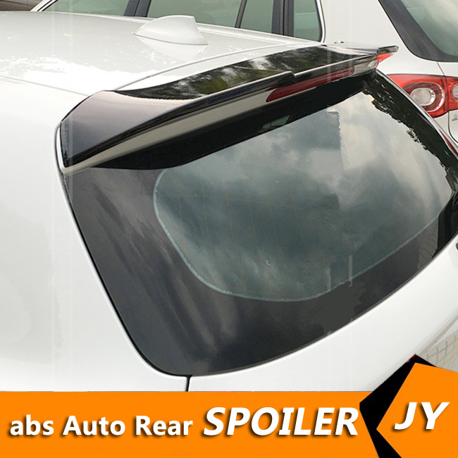 For BMW F20 F21 Spoiler 2015-2018 116i 120i 118i M135i High Quality ABS Material Car Rear Wing Primer Color Rear Spoiler