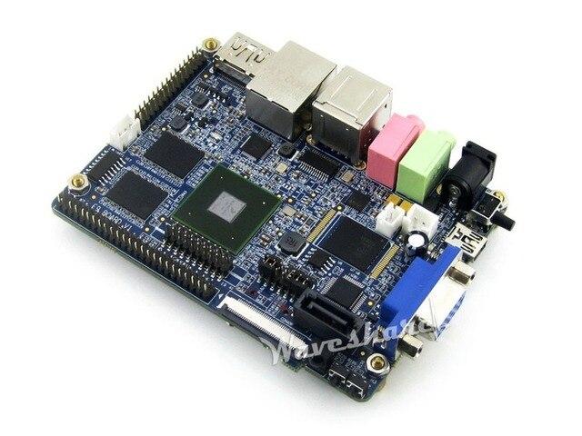 E9 mini PC Freescale i. mx6 Quad placa de Desarrollo ARM Cortex A9 con 8 GB eMMC Flash 2 GB DDR3