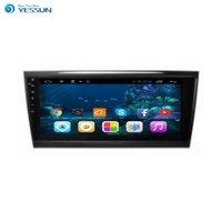 YESSUN Subaru Yeni Outback Için Android Araç Navigasyon GPS HD Dokunmatik Ekran Car Stereo Oyuncu Multimedya Ses Video Radyo Navi
