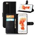 Virar wallet suporte pu de couro para iphone 6 6 s plus tampa traseira case para apple iphone 6 6 s plus 5.5 casos saco telefone shells