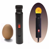 EL Cool Lights Egg Candler Tester For Hatching Eggs Quality Handy Tool