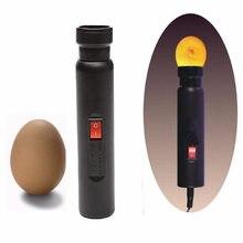 EL Fresco Luces de Huevo Candler Probador de Huevos Para Incubar Calidad Herramientas Practicas