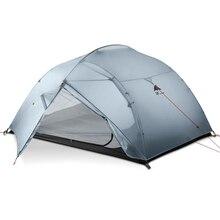 DHL freeshipping 3F UL GEAR 3 Person 4 Season 15D Camping Te