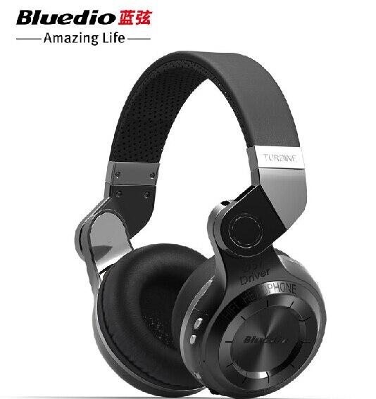 ФОТО Bluedio T2 Foldable Turbine Bluetooth 4.1 Hifi Stereo Music auriculares Earphone bluetooth headphone earphone ecouteur